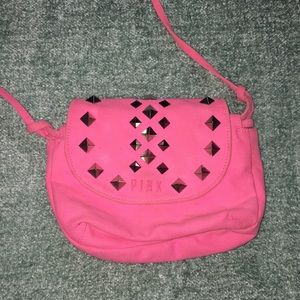 Victoria secret pink crossbody purse